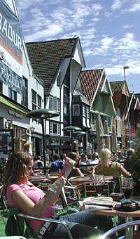 Stavanger is a small city with a BIG choice of great restaurants and bars